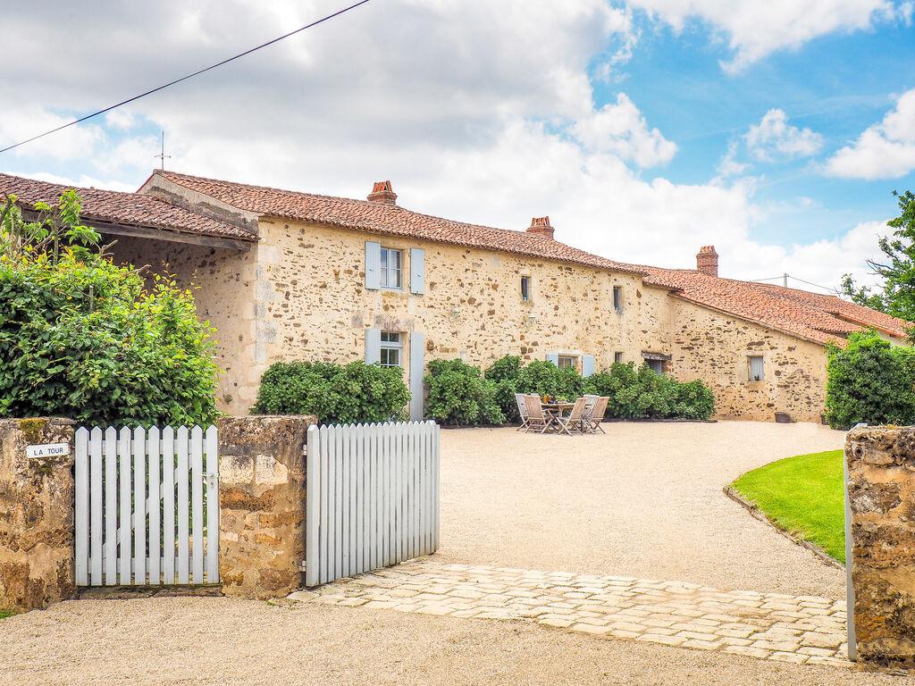 Ferienhaus Komfortables Ferienhaus mit privatem Pool in der Loire (1658563), La Caillère St Hilaire, Vendée Binnenland, Pays de la Loire, Frankreich, Bild 4