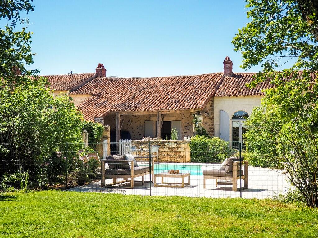 Ferienhaus Luxuriöses Ferienhaus mit eigenem Pool in Saint-Laurent (1657823), La Caillère St Hilaire, Vendée Binnenland, Pays de la Loire, Frankreich, Bild 19