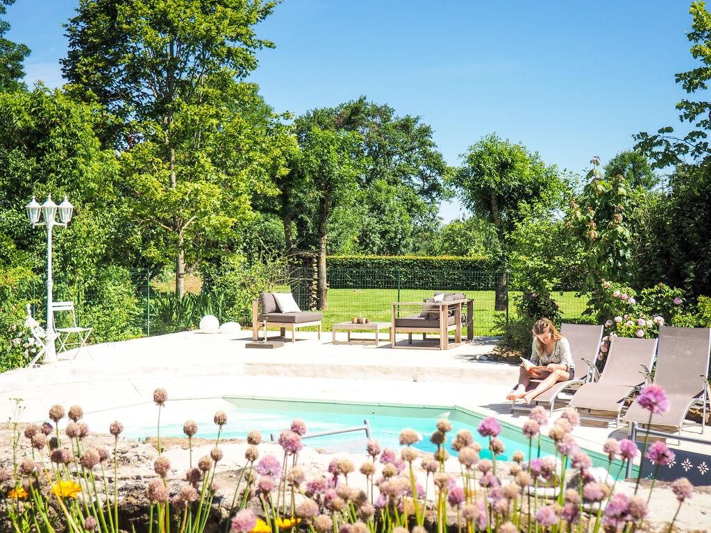 Ferienhaus Luxuriöses Ferienhaus mit eigenem Pool in Saint-Laurent (1657823), La Caillère St Hilaire, Vendée Binnenland, Pays de la Loire, Frankreich, Bild 5