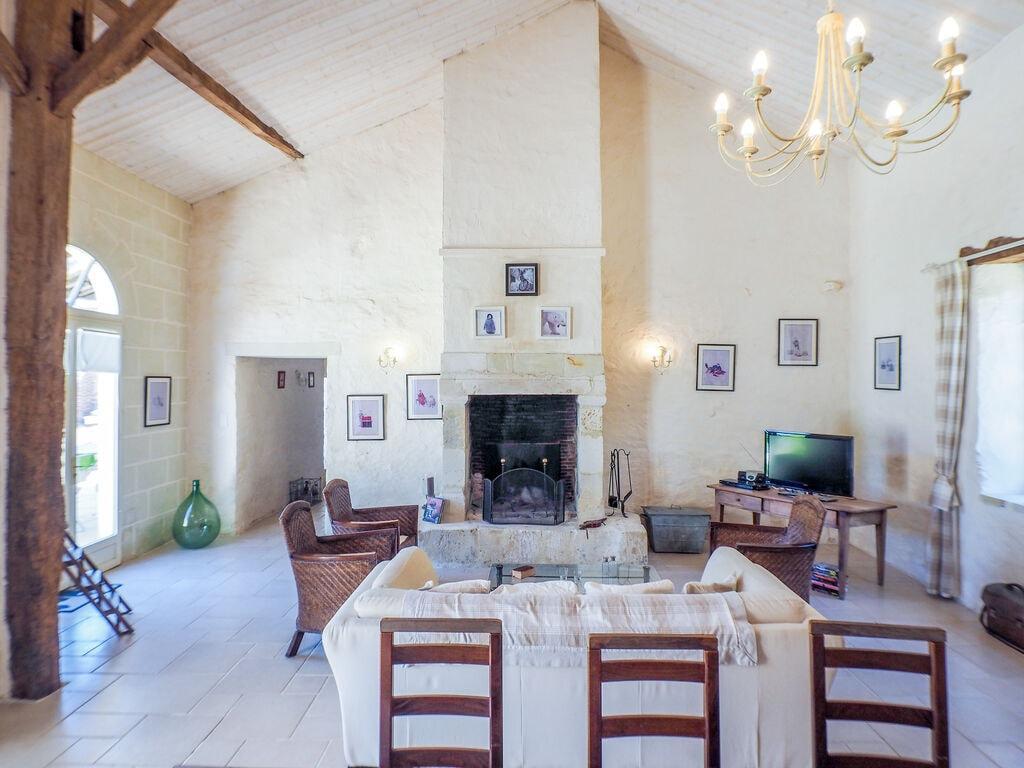 Ferienhaus Luxuriöses Ferienhaus mit eigenem Pool in Saint-Laurent (1657823), La Caillère St Hilaire, Vendée Binnenland, Pays de la Loire, Frankreich, Bild 8