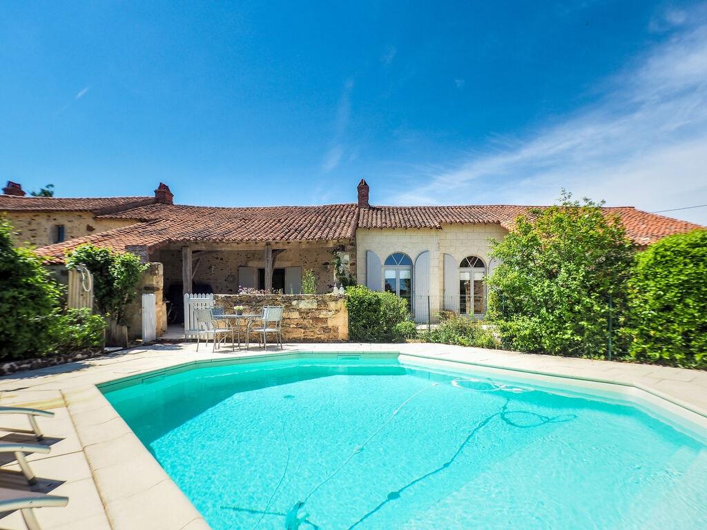 Ferienhaus Luxuriöses Ferienhaus mit eigenem Pool in Saint-Laurent (1657823), La Caillère St Hilaire, Vendée Binnenland, Pays de la Loire, Frankreich, Bild 1