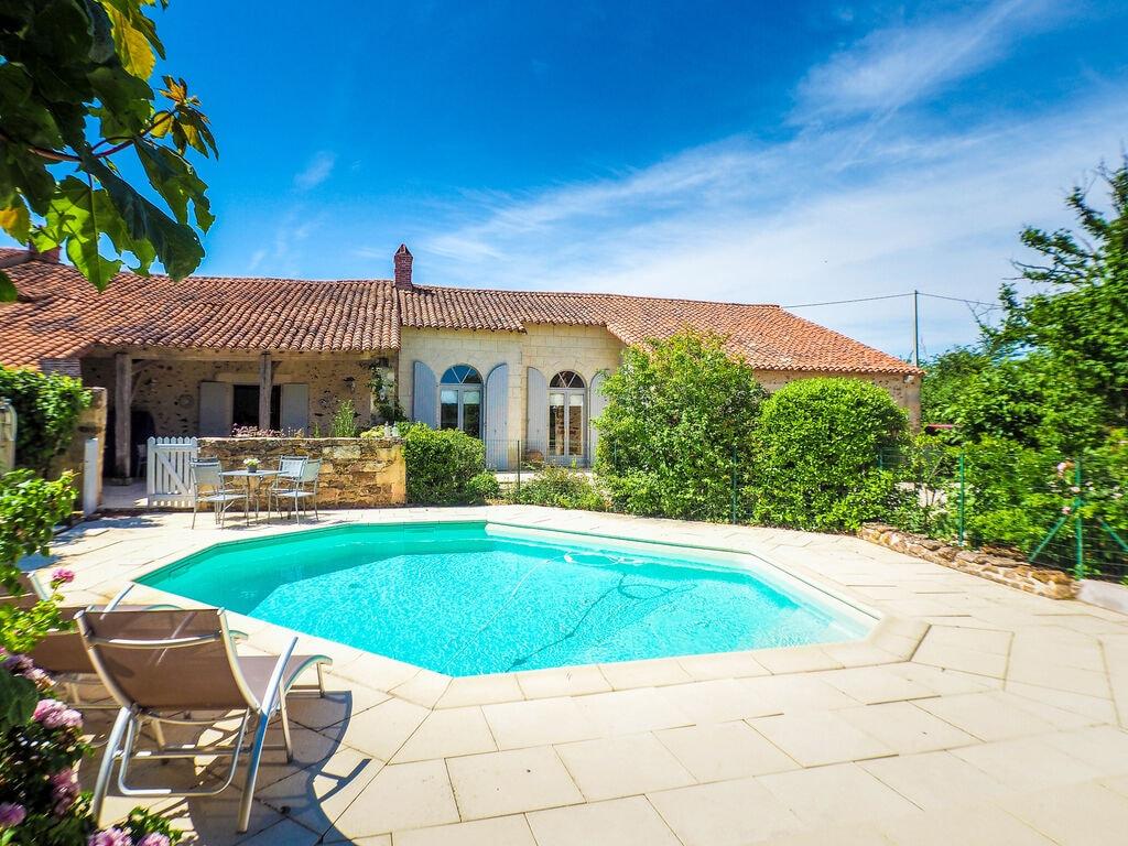 Ferienhaus Luxuriöses Ferienhaus mit eigenem Pool in Saint-Laurent (1657823), La Caillère St Hilaire, Vendée Binnenland, Pays de la Loire, Frankreich, Bild 3