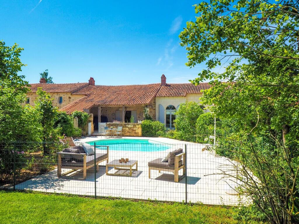 Ferienhaus Luxuriöses Ferienhaus mit eigenem Pool in Saint-Laurent (1657823), La Caillère St Hilaire, Vendée Binnenland, Pays de la Loire, Frankreich, Bild 20