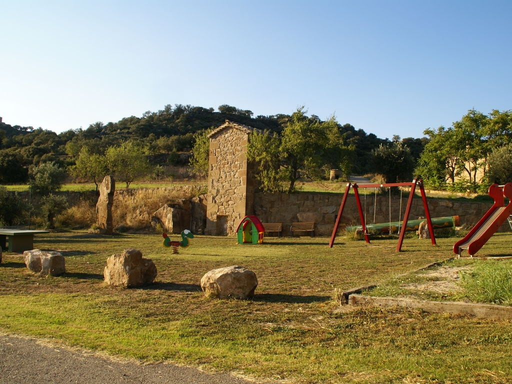 Ferienhaus Denkmalgeschützte Villa in Lloberola mit Swimmingpool (1657581), Sanauja, Lleida, Katalonien, Spanien, Bild 24