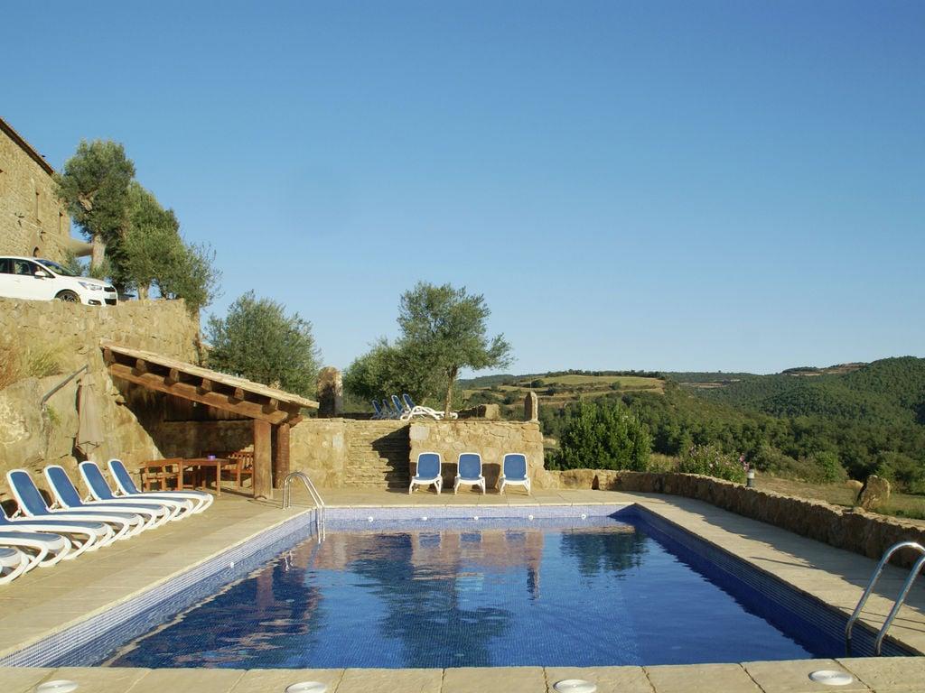 Ferienhaus Denkmalgeschützte Villa in Lloberola mit Swimmingpool (1657581), Sanauja, Lleida, Katalonien, Spanien, Bild 3