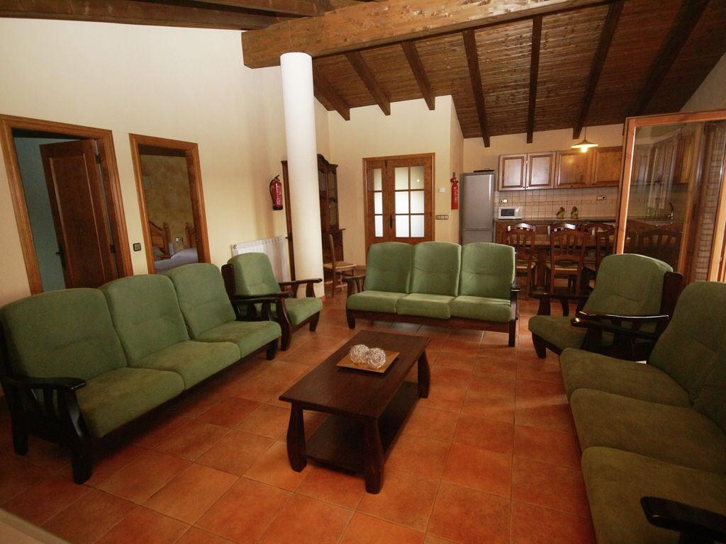 Ferienhaus Denkmalgeschützte Villa in Lloberola mit Swimmingpool (1657581), Sanauja, Lleida, Katalonien, Spanien, Bild 8