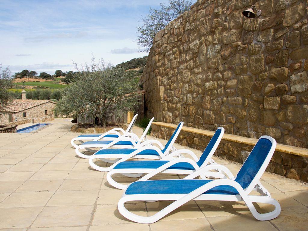 Ferienhaus Denkmalgeschützte Villa in Lloberola mit Swimmingpool (1657581), Sanauja, Lleida, Katalonien, Spanien, Bild 20
