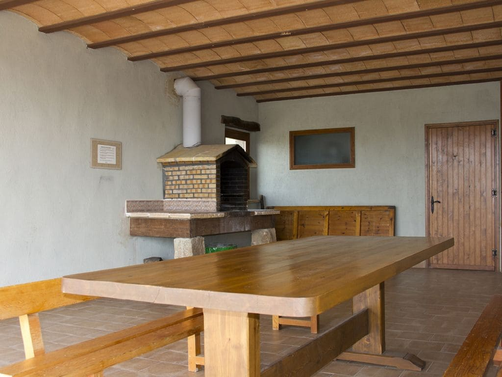 Ferienhaus Denkmalgeschützte Villa in Lloberola mit Swimmingpool (1657581), Sanauja, Lleida, Katalonien, Spanien, Bild 19