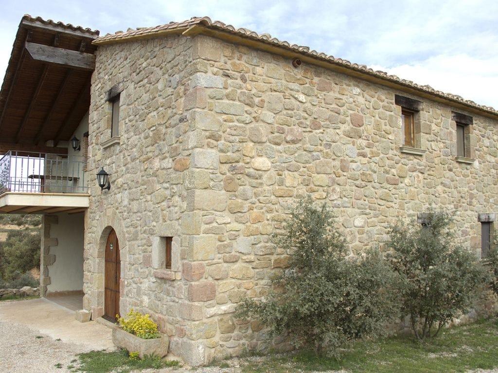 Ferienhaus Denkmalgeschützte Villa in Lloberola mit Swimmingpool (1657581), Sanauja, Lleida, Katalonien, Spanien, Bild 2