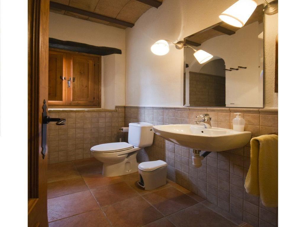 Ferienhaus Denkmalgeschützte Villa in Lloberola mit Swimmingpool (1657581), Sanauja, Lleida, Katalonien, Spanien, Bild 17