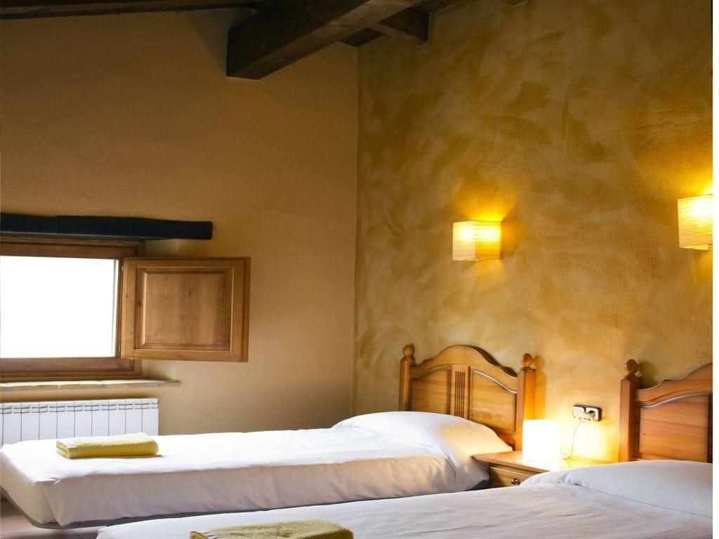 Ferienhaus Denkmalgeschützte Villa in Lloberola mit Swimmingpool (1657581), Sanauja, Lleida, Katalonien, Spanien, Bild 16