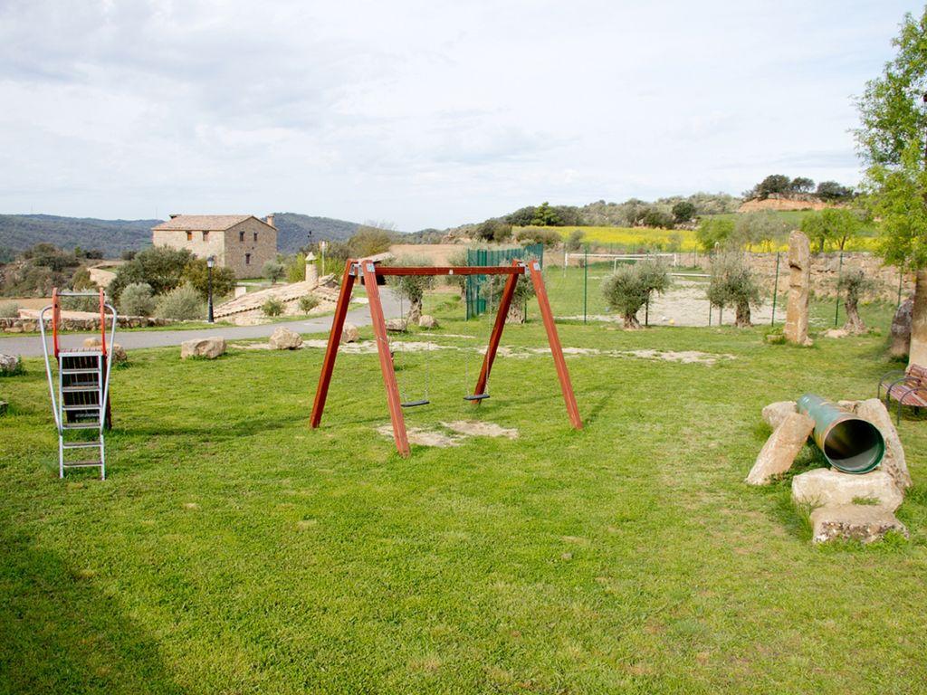 Ferienhaus Denkmalgeschützte Villa in Lloberola mit Swimmingpool (1657581), Sanauja, Lleida, Katalonien, Spanien, Bild 22