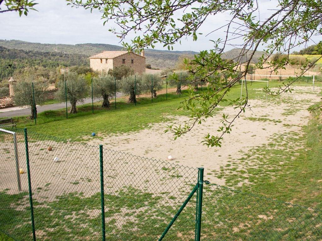 Ferienhaus Denkmalgeschützte Villa in Lloberola mit Swimmingpool (1657581), Sanauja, Lleida, Katalonien, Spanien, Bild 23