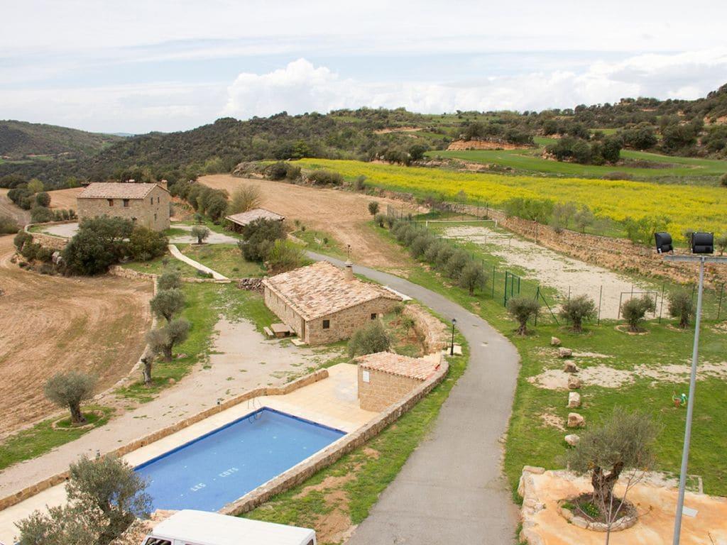 Ferienhaus Denkmalgeschützte Villa in Lloberola mit Swimmingpool (1657581), Sanauja, Lleida, Katalonien, Spanien, Bild 5