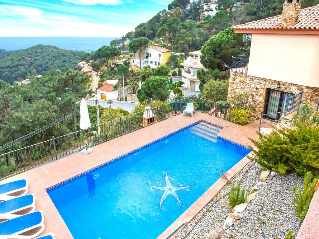 Ferienhaus Gemütliche Villa mit eigenem Swimmingpool in Lloret de Mar (1656962), Lloret de Mar, Costa Brava, Katalonien, Spanien, Bild 1