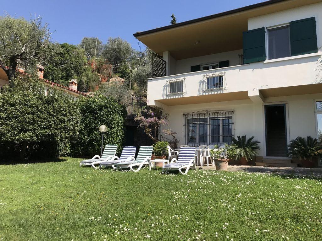 Villa Vista Lago Ferienhaus  Gardasee - Lago di Garda