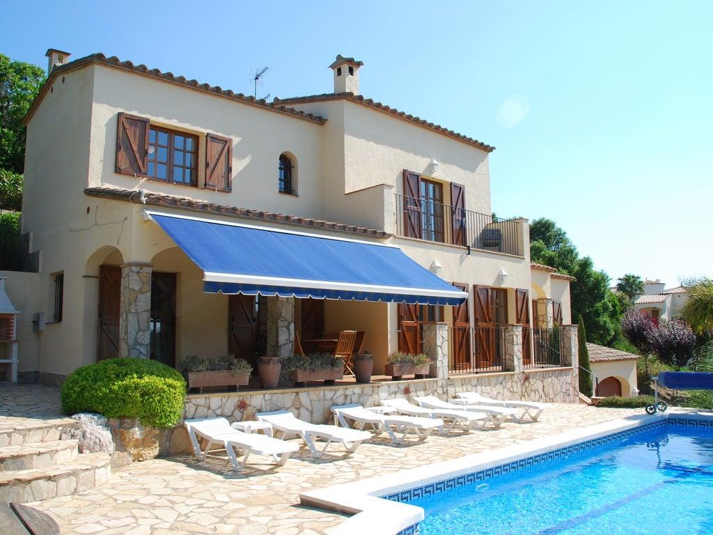 Ferienhaus Gemütliche Villa in Calonge mit eigenem Swimmingpool (1657215), Calonge, Costa Brava, Katalonien, Spanien, Bild 1