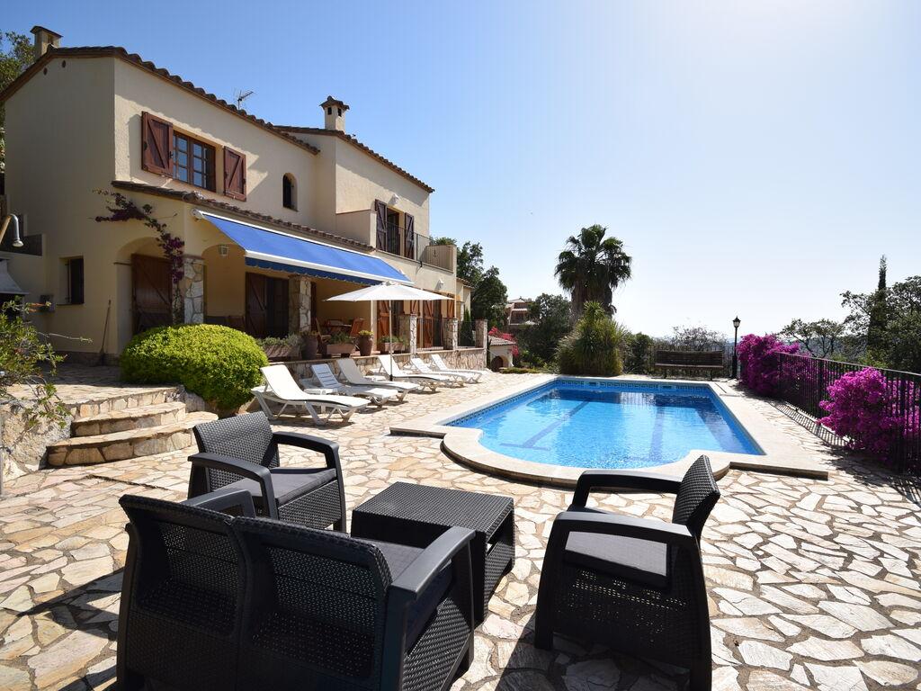 Ferienhaus Gemütliche Villa in Calonge mit eigenem Swimmingpool (1657215), Calonge, Costa Brava, Katalonien, Spanien, Bild 3