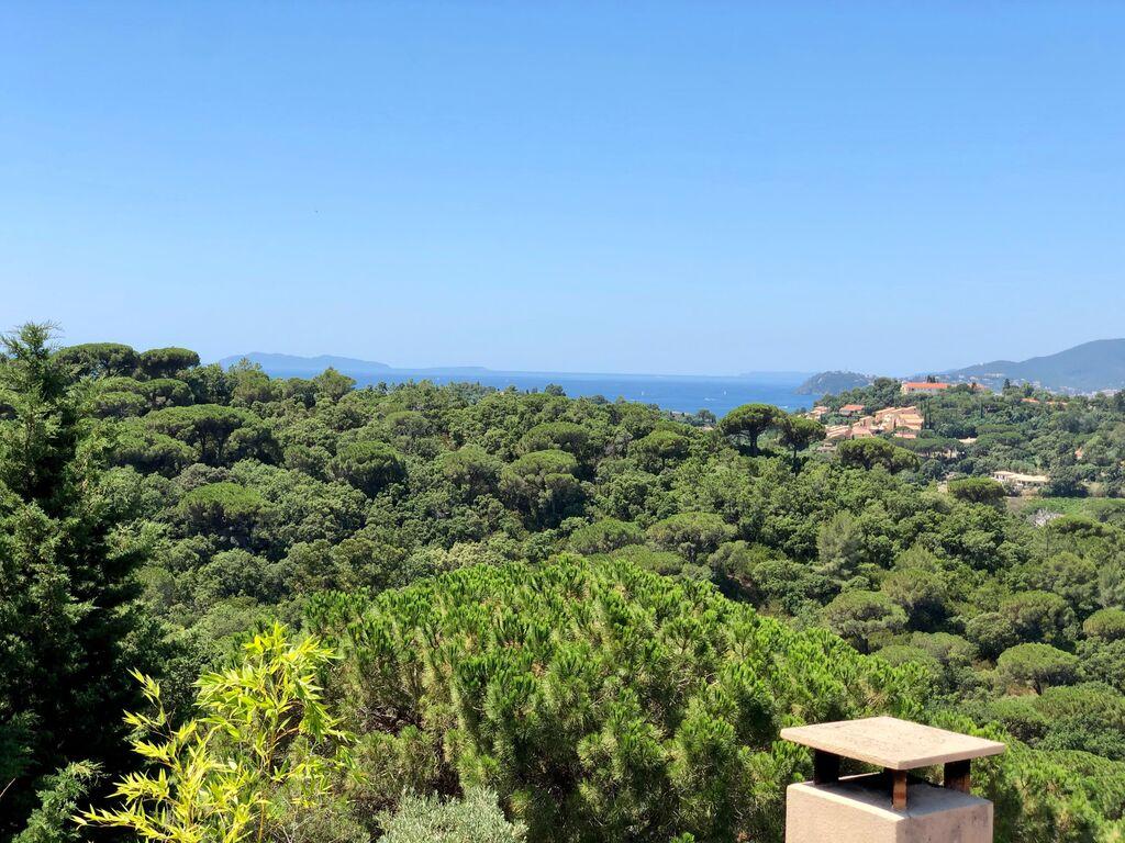 Ferienhaus Luxuriöse Villa bei La Croix-Valmer mit Blick aufs Meer (1658019), La Croix Valmer, Côte d'Azur, Provence - Alpen - Côte d'Azur, Frankreich, Bild 31