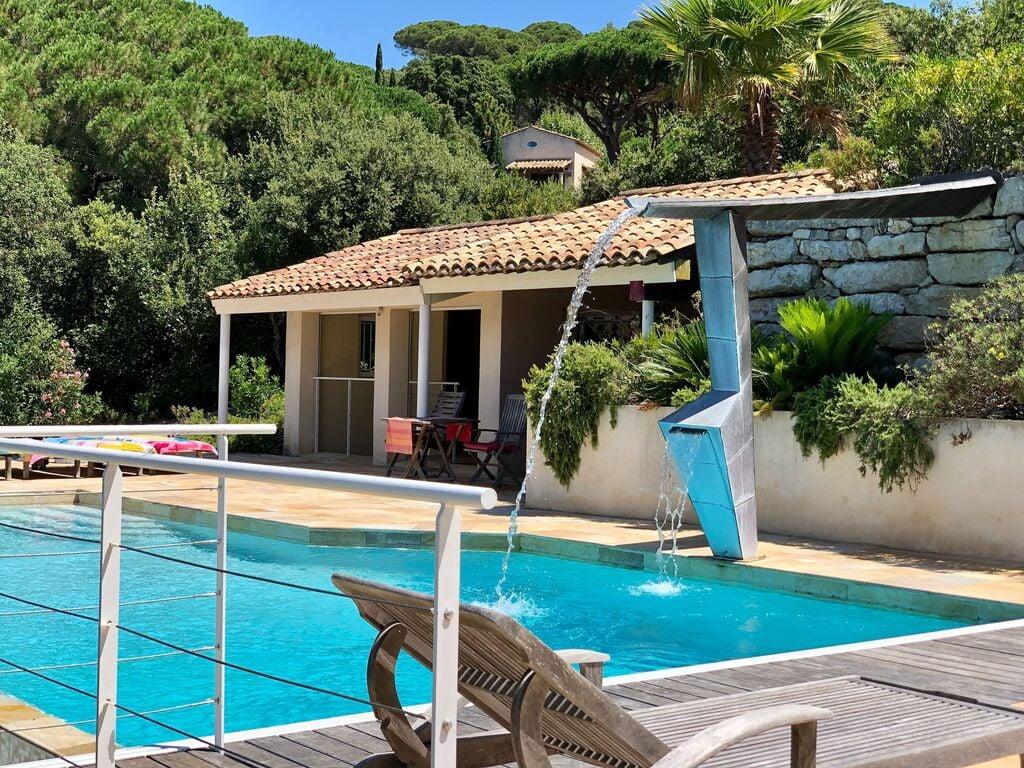 Ferienhaus Luxuriöse Villa bei La Croix-Valmer mit Blick aufs Meer (1658019), La Croix Valmer, Côte d'Azur, Provence - Alpen - Côte d'Azur, Frankreich, Bild 10