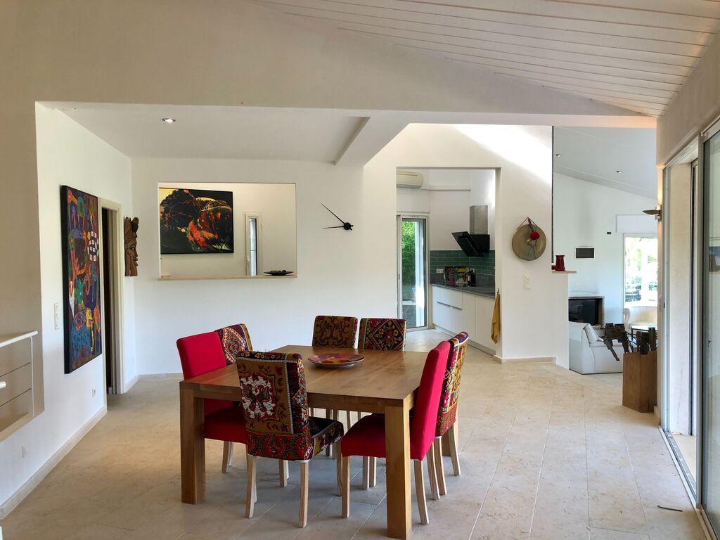 Ferienhaus Luxuriöse Villa bei La Croix-Valmer mit Blick aufs Meer (1658019), La Croix Valmer, Côte d'Azur, Provence - Alpen - Côte d'Azur, Frankreich, Bild 14