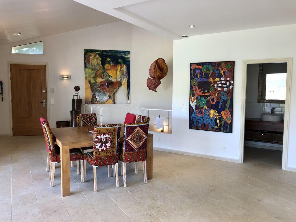 Ferienhaus Luxuriöse Villa bei La Croix-Valmer mit Blick aufs Meer (1658019), La Croix Valmer, Côte d'Azur, Provence - Alpen - Côte d'Azur, Frankreich, Bild 39