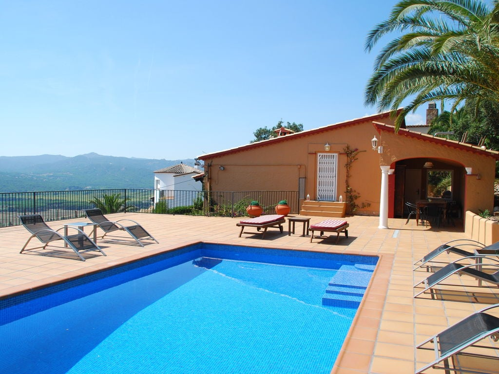 Ferienhaus Charmante Villa in Platja d'Aro Katalonien mit Swimmingpool (1657012), Castell-Platja d'Aro, Costa Brava, Katalonien, Spanien, Bild 2