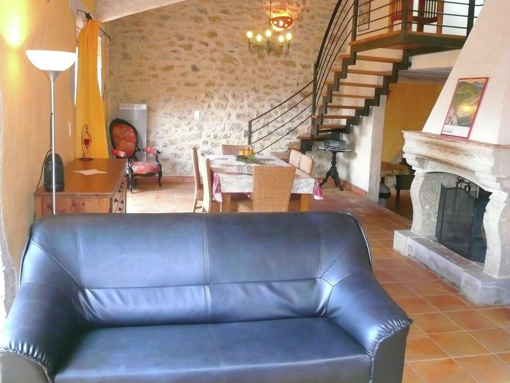 Ferienhaus Stylische Villa mit Swimmingpool in Fraissé-des-Corbières (1657743), Durban Corbières, Mittelmeerküste Aude, Languedoc-Roussillon, Frankreich, Bild 8