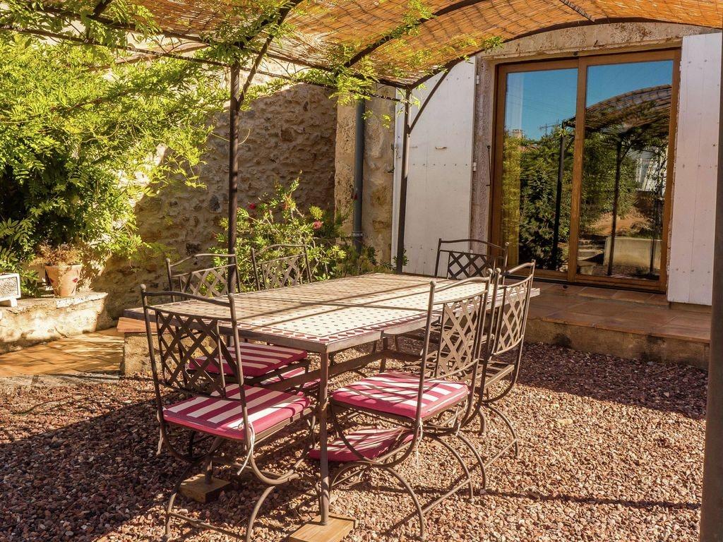 Ferienhaus Stylische Villa mit Swimmingpool in Fraissé-des-Corbières (1657743), Durban Corbières, Mittelmeerküste Aude, Languedoc-Roussillon, Frankreich, Bild 23