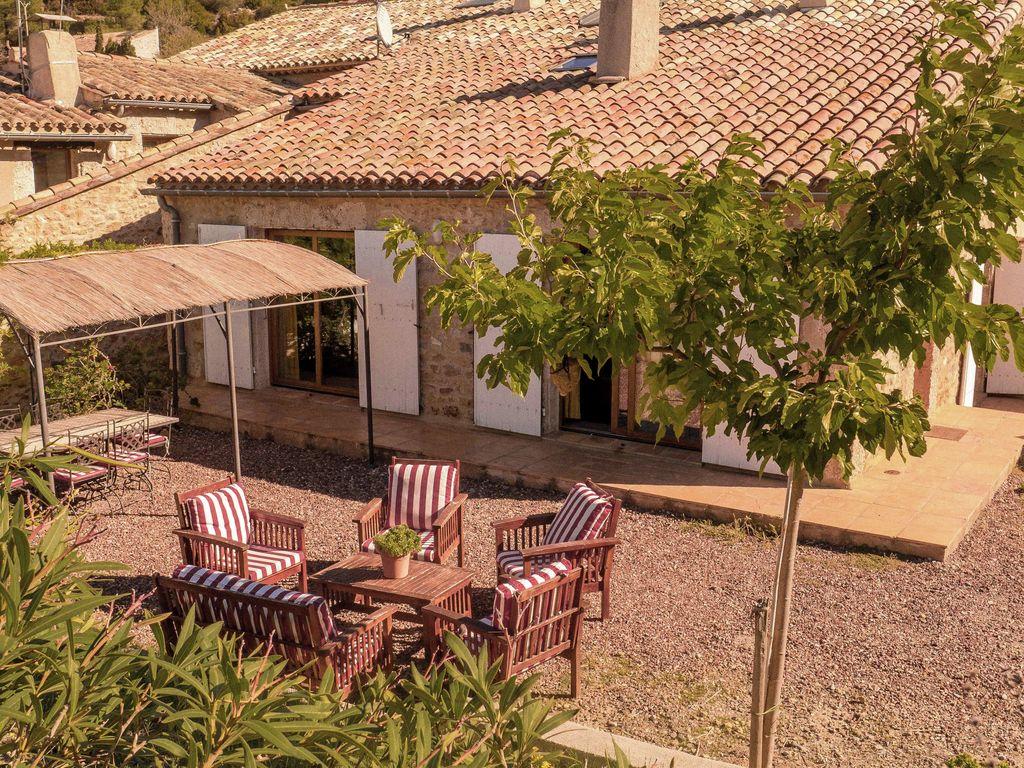 Ferienhaus Stylische Villa mit Swimmingpool in Fraissé-des-Corbières (1657743), Durban Corbières, Mittelmeerküste Aude, Languedoc-Roussillon, Frankreich, Bild 25