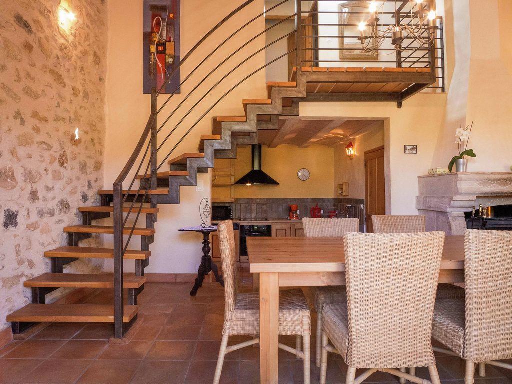 Ferienhaus Stylische Villa mit Swimmingpool in Fraissé-des-Corbières (1657743), Durban Corbières, Mittelmeerküste Aude, Languedoc-Roussillon, Frankreich, Bild 12
