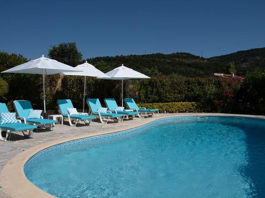Ferienhaus Wunderschöne Villa mit privatem Pool in Les Issambres Provence (1657425), Les Issambres, Côte d'Azur, Provence - Alpen - Côte d'Azur, Frankreich, Bild 9