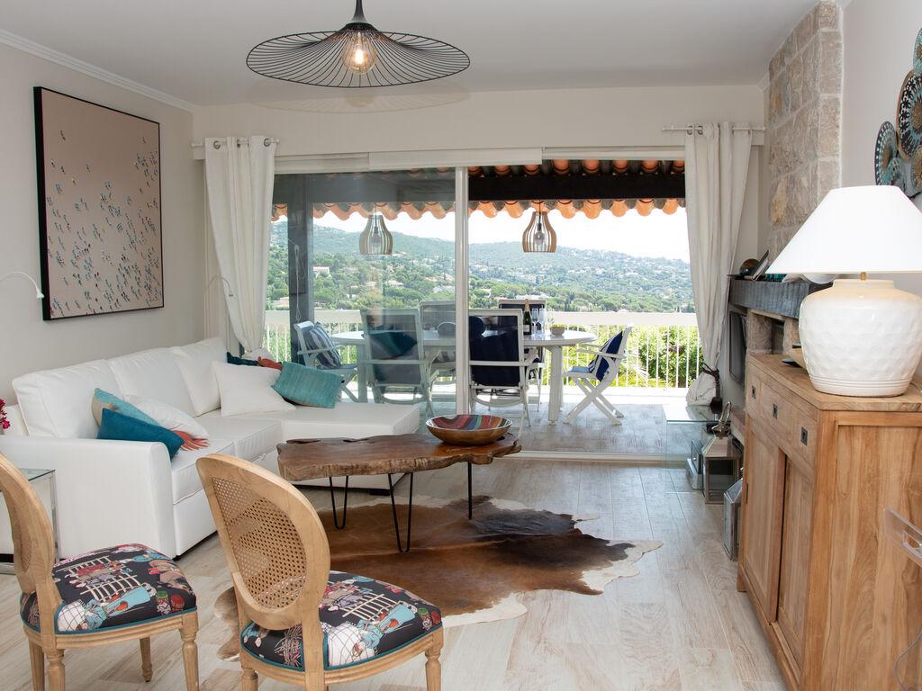 Ferienhaus Wunderschöne Villa mit privatem Pool in Les Issambres Provence (1657425), Les Issambres, Côte d'Azur, Provence - Alpen - Côte d'Azur, Frankreich, Bild 14