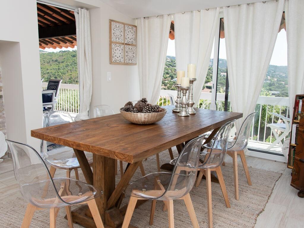 Ferienhaus Wunderschöne Villa mit privatem Pool in Les Issambres Provence (1657425), Les Issambres, Côte d'Azur, Provence - Alpen - Côte d'Azur, Frankreich, Bild 17