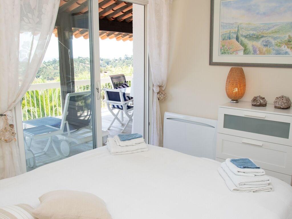 Ferienhaus Wunderschöne Villa mit privatem Pool in Les Issambres Provence (1657425), Les Issambres, Côte d'Azur, Provence - Alpen - Côte d'Azur, Frankreich, Bild 29