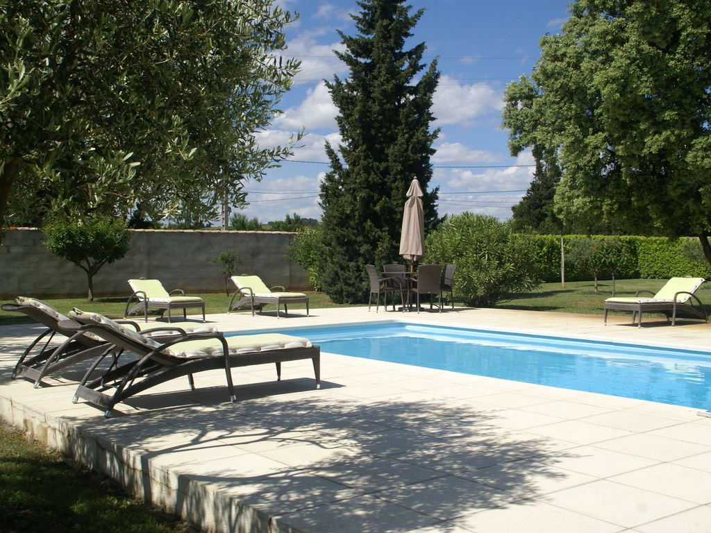 Holiday house Gemütliche Villa mit Swimmingpool in Sorgues (1657922), Sorgues, Vaucluse, Provence - Alps - Côte d'Azur, France, picture 9