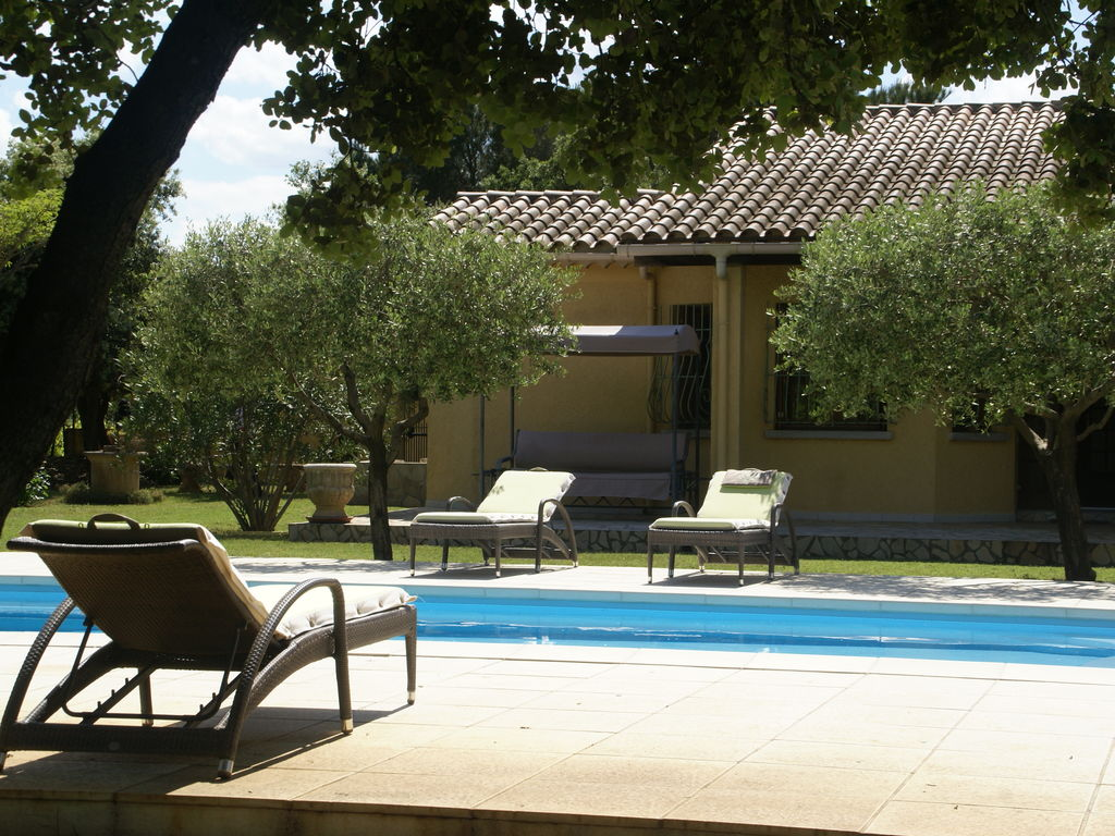 Holiday house Gemütliche Villa mit Swimmingpool in Sorgues (1657922), Sorgues, Vaucluse, Provence - Alps - Côte d'Azur, France, picture 6