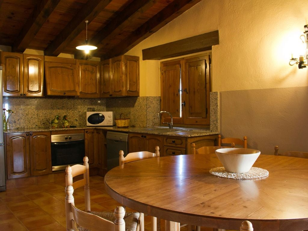 Ferienhaus Gemütliche Villa in Lloberola mit Swimmingpool (1657496), Sanauja, Lleida, Katalonien, Spanien, Bild 9