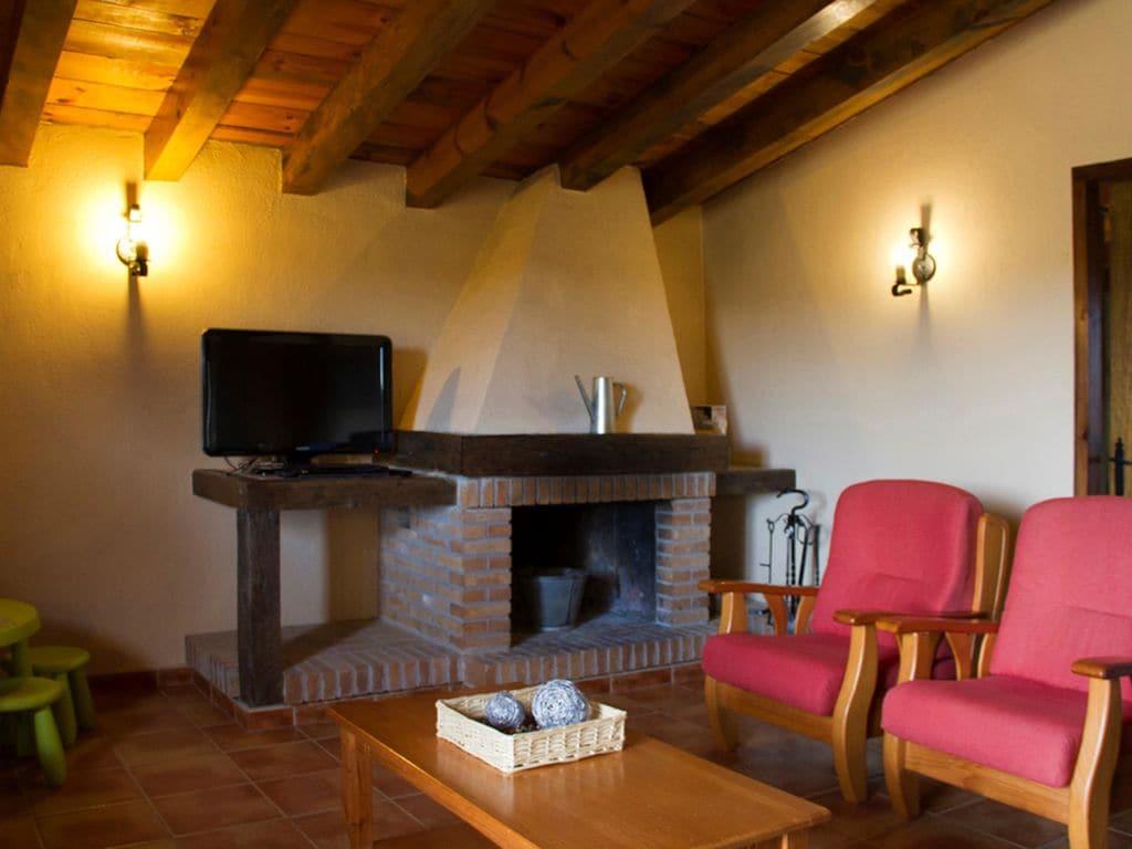 Ferienhaus Gemütliche Villa in Lloberola mit Swimmingpool (1657496), Sanauja, Lleida, Katalonien, Spanien, Bild 6