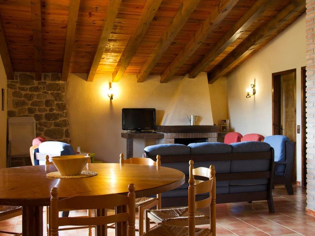 Ferienhaus Gemütliche Villa in Lloberola mit Swimmingpool (1657496), Sanauja, Lleida, Katalonien, Spanien, Bild 8