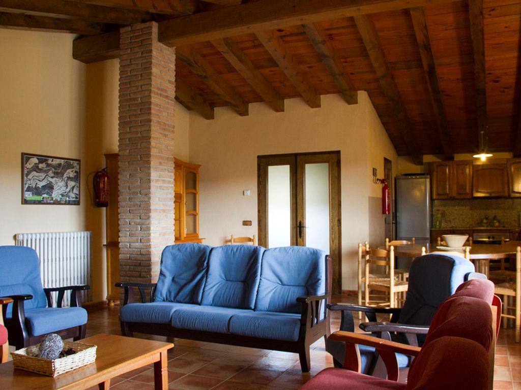 Ferienhaus Gemütliche Villa in Lloberola mit Swimmingpool (1657496), Sanauja, Lleida, Katalonien, Spanien, Bild 7