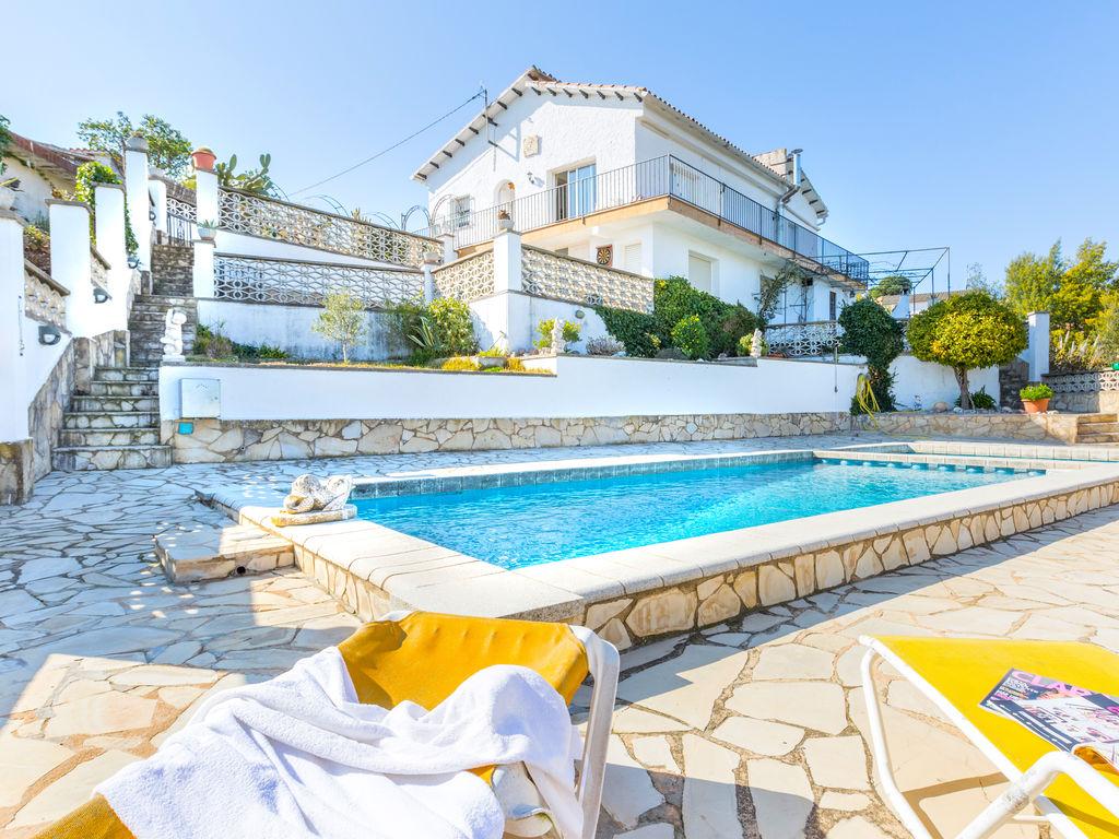 Ferienhaus Ruhige Villa mit Swimmingpool in Lloret de Mar (1657253), Lloret de Mar, Costa Brava, Katalonien, Spanien, Bild 7