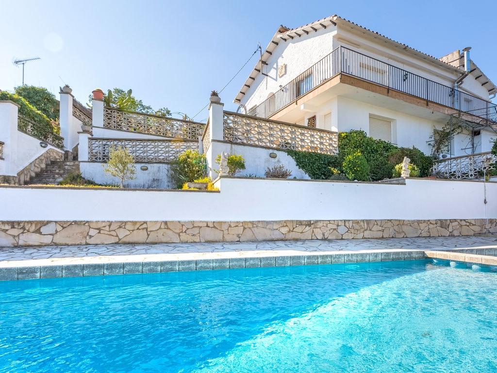 Ferienhaus Ruhige Villa mit Swimmingpool in Lloret de Mar (1657253), Lloret de Mar, Costa Brava, Katalonien, Spanien, Bild 6