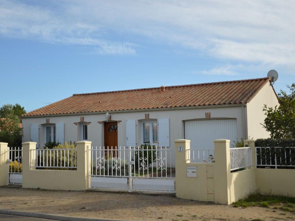 Ferienhaus Ruhiges Ferienhaus in Loire am Meer (1657406), Talmont St Hilaire, Atlantikküste Vendée, Pays de la Loire, Frankreich, Bild 2