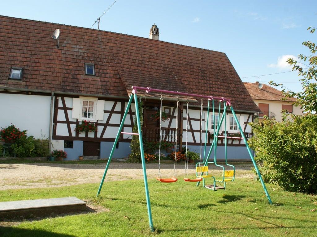 Holiday house Gemütliches Ferienhaus in Schleithal mit Garten (1663841), Wissembourg, Bas-Rhin, Alsace, France, picture 1