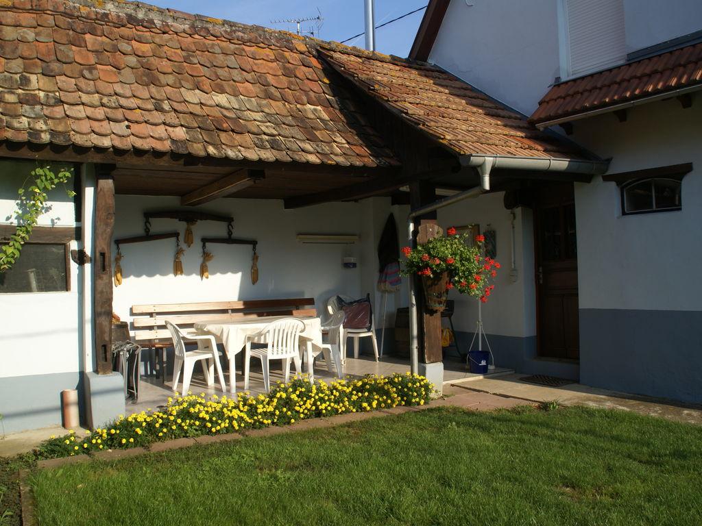 Holiday house Gemütliches Ferienhaus in Schleithal mit Garten (1663841), Wissembourg, Bas-Rhin, Alsace, France, picture 15