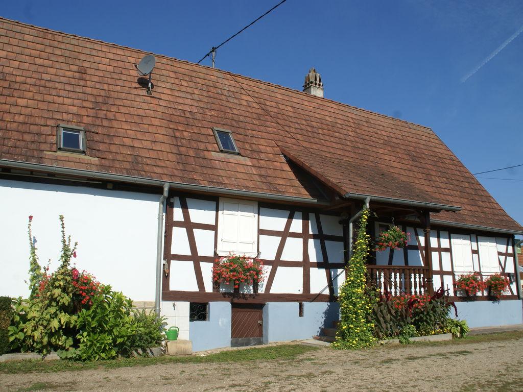 Holiday house Gemütliches Ferienhaus in Schleithal mit Garten (1663841), Wissembourg, Bas-Rhin, Alsace, France, picture 3