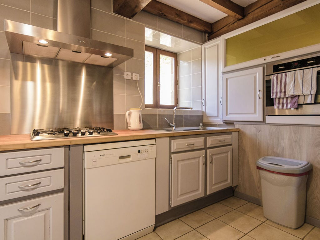 Ferienhaus Moderne Villa in Sérilhac mit eigenem Pool (1658269), Beynat, Corrèze, Limousin, Frankreich, Bild 12