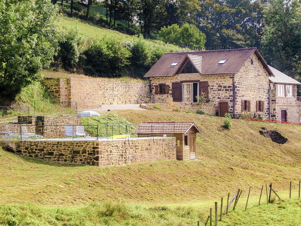 Ferienhaus Moderne Villa in Sérilhac mit eigenem Pool (1658269), Beynat, Corrèze, Limousin, Frankreich, Bild 7