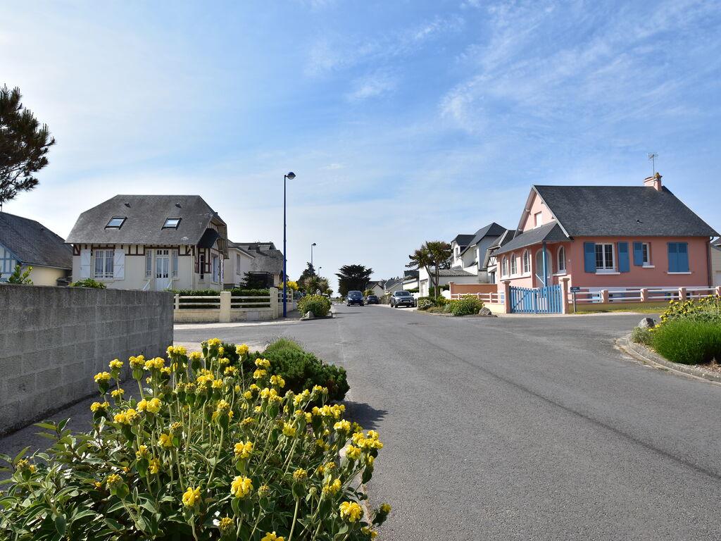 Ferienhaus Schönes Ferienhaus am Meer in der Normandie (1657368), Hauteville sur Mer, Manche, Normandie, Frankreich, Bild 28